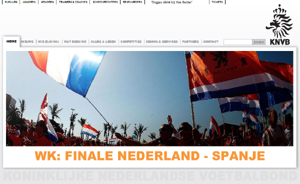 Netherlands Official Website