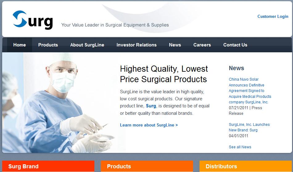 surgline-homepage